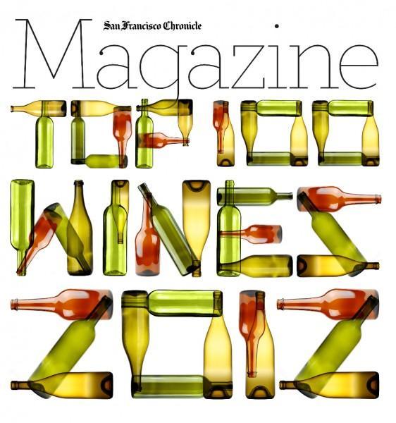 Cover of San Francisco Chronicle Magazine