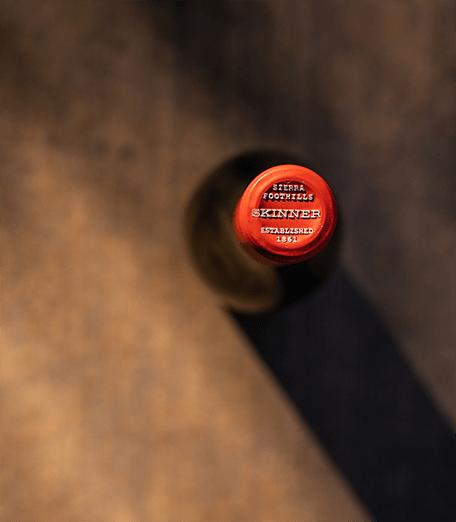 skinner wine cork
